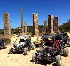 BUGGY TOURS: EXPLORE IBIZA BY BUGGY OR SUPER BUGGY